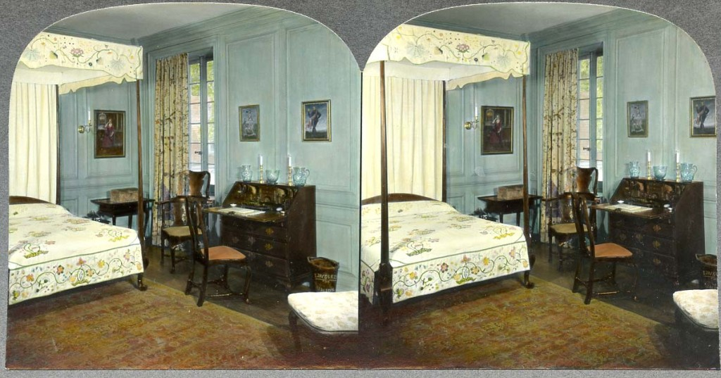 P20 Penn Room-Winterthur Library Revealed